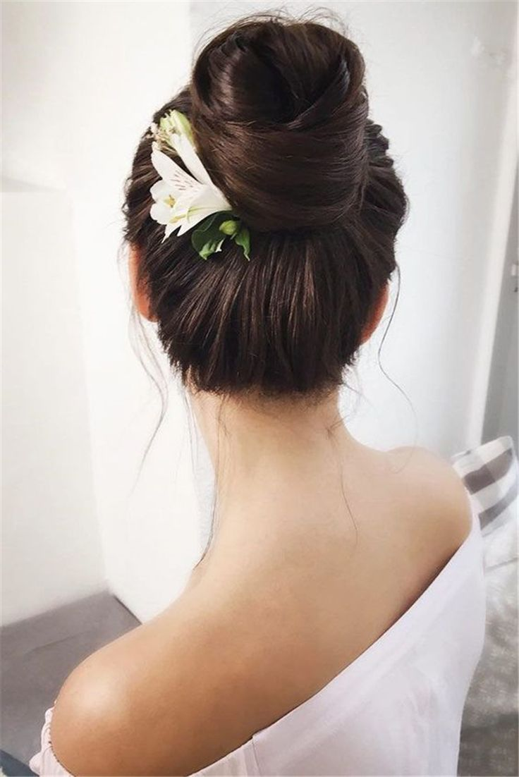 50 Gorgeous And Stunning Wedding Updo Hairstyles For Long Hair - Page 34 of 50