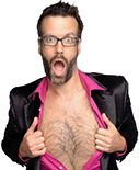 marcus brigstocke at the brewery in kendal December 11th.
