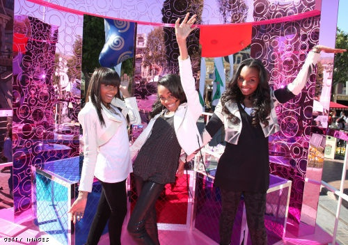 The McClain Sisters sign deal with Hollywood Records
