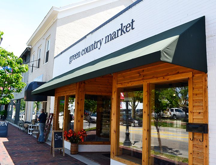 Green Country Market Is A Modern General Store Located In The Heart Of Charming Downtown Lebanon Home GoodsGeneral