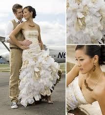 creative wedding dress - Google zoeken