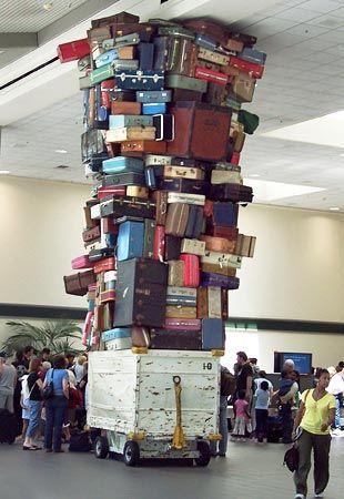 Sacramento airport.