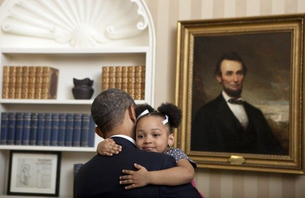 Obama with Kids Will Melt Your Heart | essence.com
