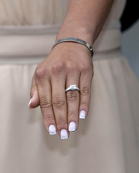 Swedish Princess Madeleines Engagement Ring