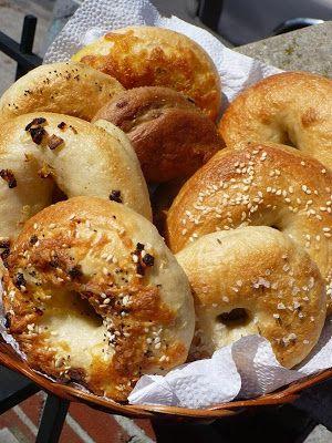 Jade konyhája: Bagel variációk
