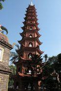 Free things to do in Hanoi, Vietnam - walk around UNESCO Heritage site of the Old Quarter