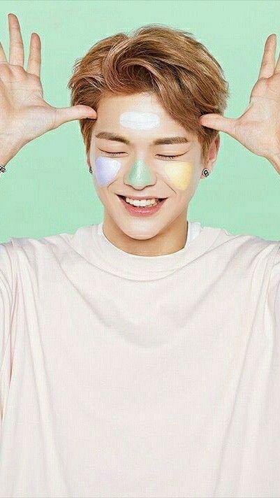 Kang Daniel (강다니엘) | wanna one × innisfree | wallpaper Kang Daniel