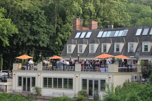 centre bridge inn new hopelambertville wedding venues