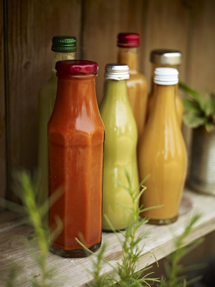 Tomato Ketchup | Vegetables Recipes | Jamie Oliver Recipes