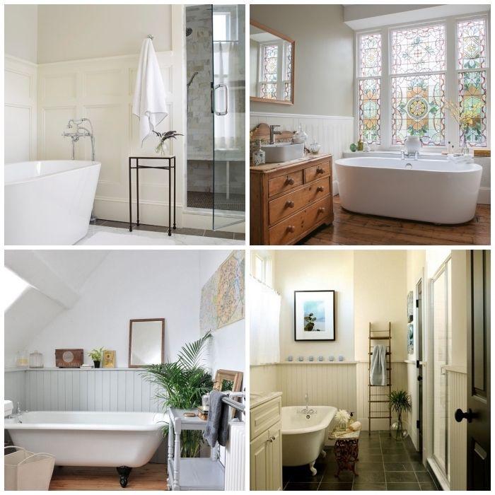10+ Comment habiller les murs de salle de bain trends