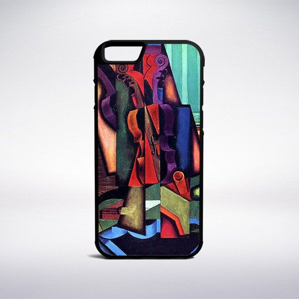 Juan Gris - Violin And Guitar Phone Case – Muse Phone Cases