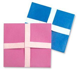 Origami Present Box2