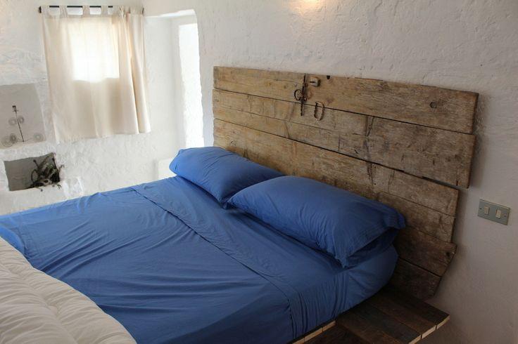 Camera da letto rustica, idee low cost e soluzioni fai da te.