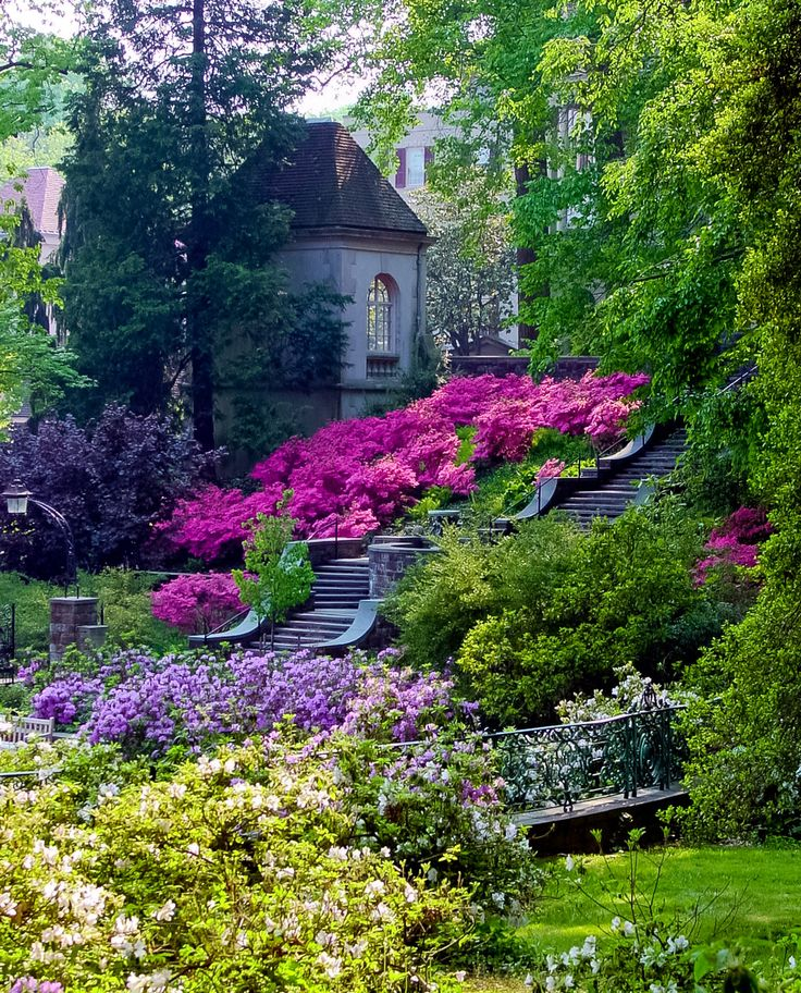 Winterthur is a garden, museum and library located just outside of Wilmington, Delaware.