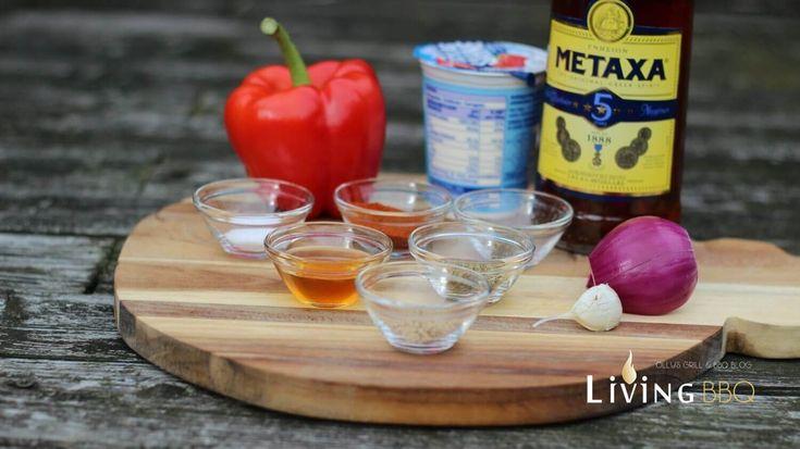 Metaxa Sauce – Griechische Küche_Rezept Metaxa Sauce_metaxa sauce