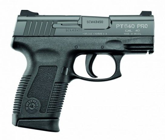 PT 640 PRO - Pistolas - Taurus Armas