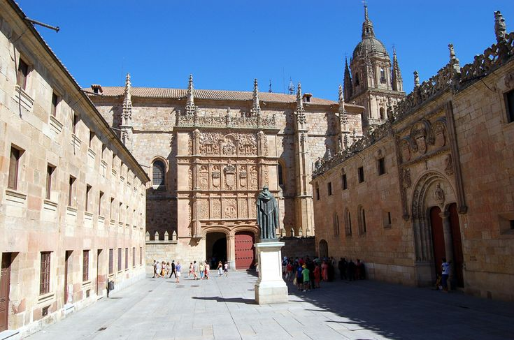 Plaza Universidad Salamanca - Imagen & Foto de Jose Manuel ...