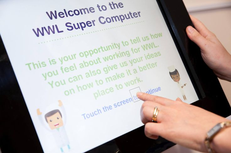 Staff from across the Wigan infirmary site have been sharing their stories about working for WWL and making suggestions on how to make it an even better place to work 2