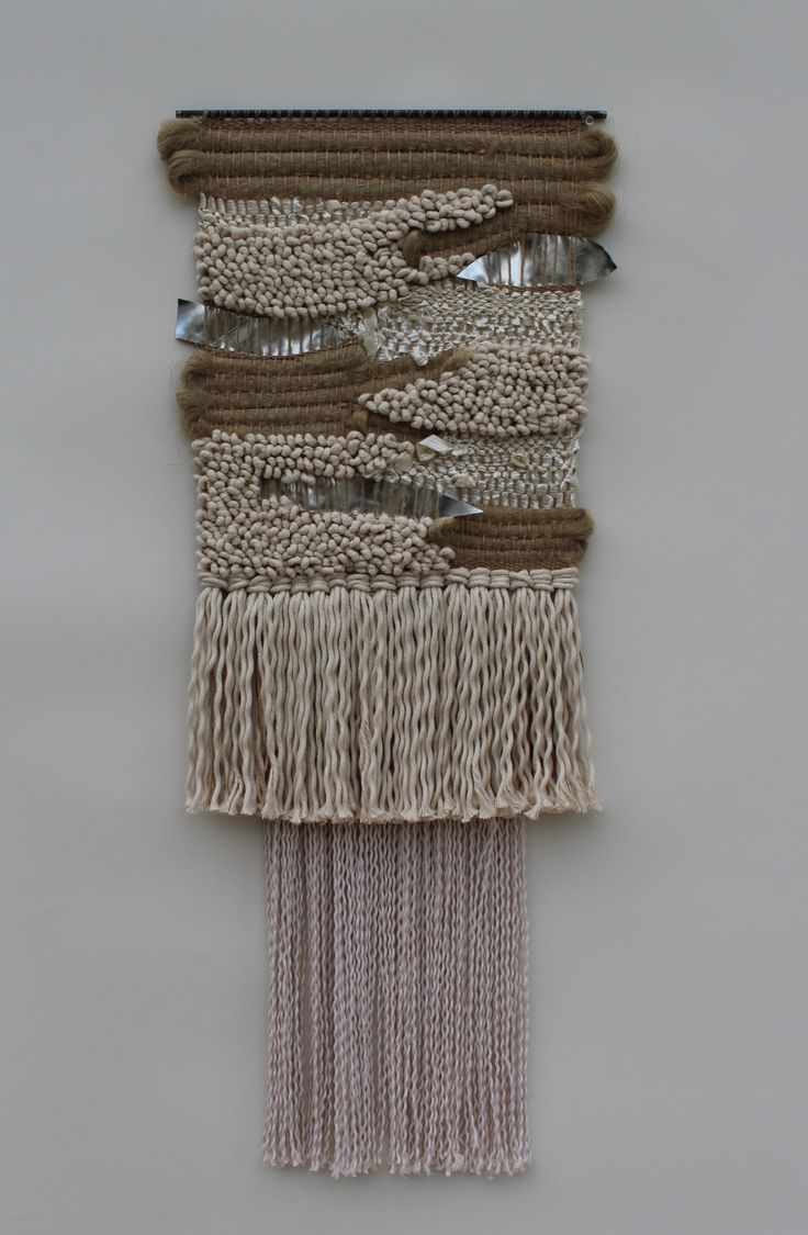 Hemp Sliver Weaving by All Roads available in a pop up shop in Charleston, South Carolina by The Commons.