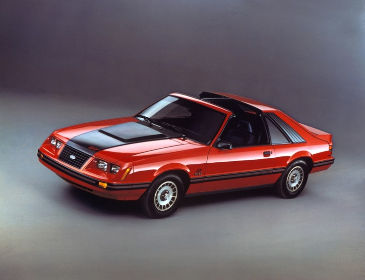 34 best memories 80s cars images on pinterest cars vintage 1983 ford mustang fandeluxe Image collections