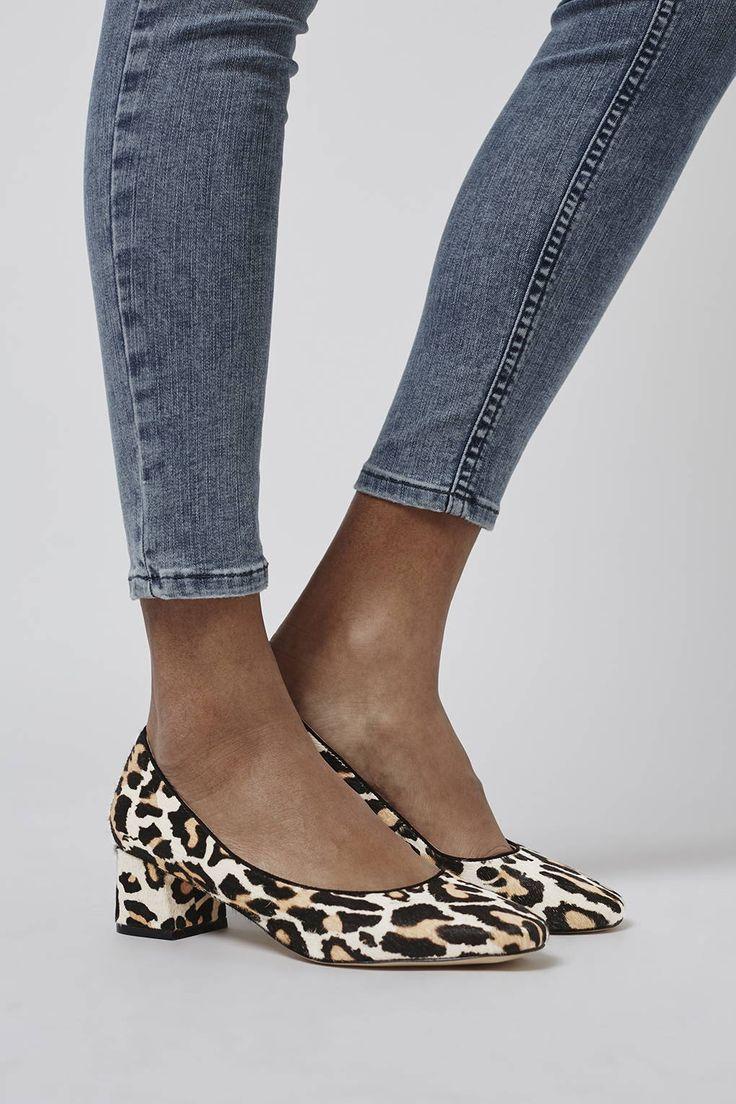 JULIETTE Mid Heel Shoes - Topshop