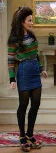 Image result for Fran Drescher Nanny Costume
