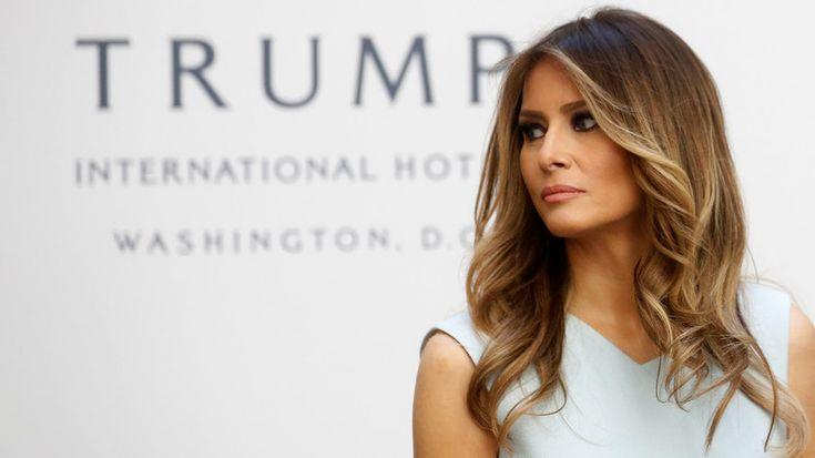 Melania Trump, épouse de Donald Trump : hastagRapeMelania : quand un appel au viol de l'épouse de Donald Trump affole Twitter — RT en français