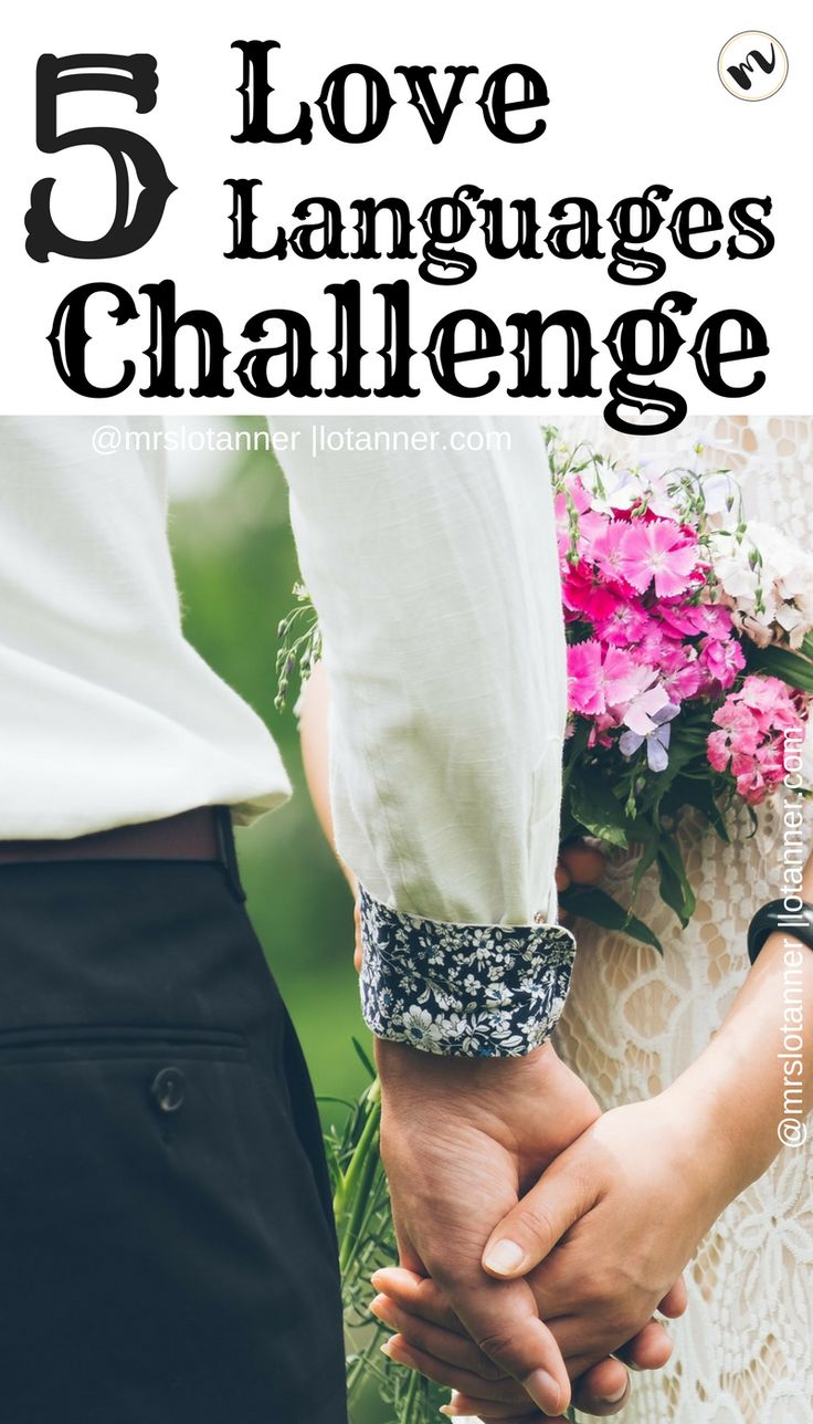 Join our community of wives and learn how to speak your husband's love language in this 5 Days of Love Languages Challenge. http://www.lotanner.com/love-languages-challenge @mrslotanner
