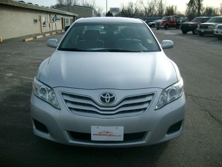 2011 #Toyota Camry SE