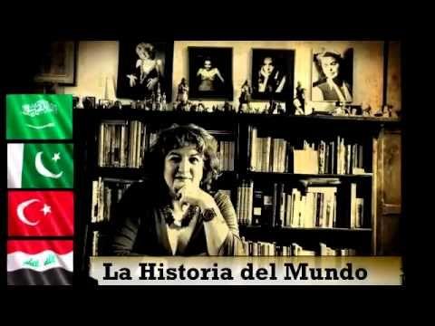 Diana Uribe - Historia del Medio Oriente - Cap. 14 (Conflicto Arabe - Is...