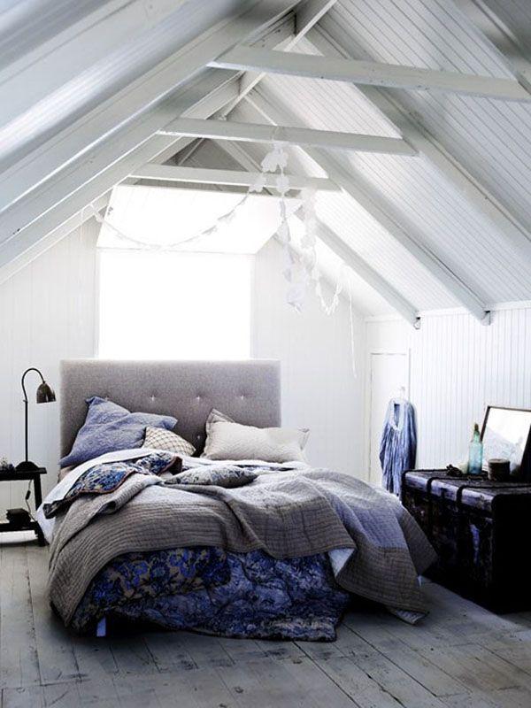 25 beste idee n over cottage stijl slaapkamers op pinterest cottageslaapkamers engelse - Engelse stijl slaapkamer ...