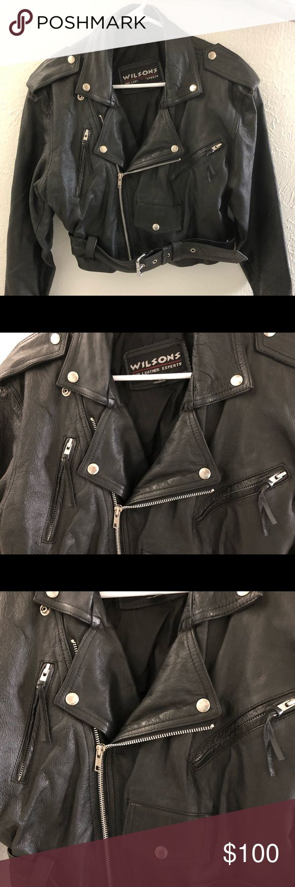 Wilson's Womens Leather Jacket Leather jackets women