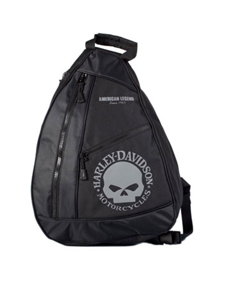 Harley-Davidson® Willie G.® Skull Sling Backpack