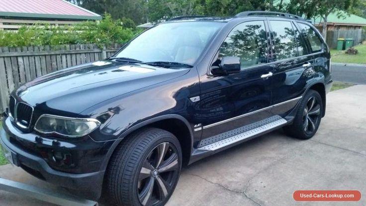 BMW X5 2005  LOW KM'S  6SP AUTO  #bmw #x5 #forsale #australia
