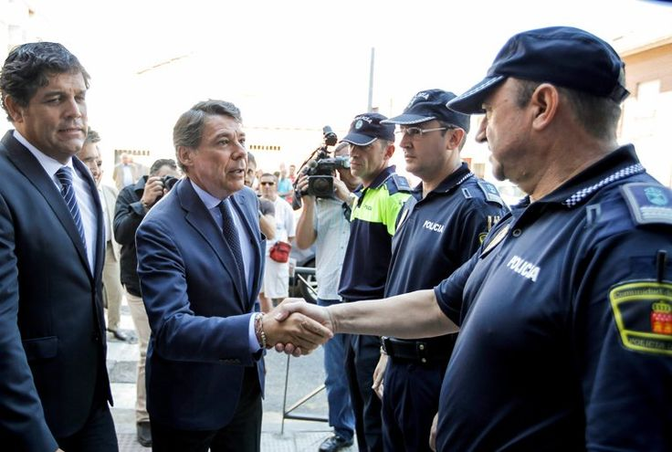 Ignacio González inaugura la sede de la Policía Local en Collado Villalba, con capacidad para más de un centenar de agentes