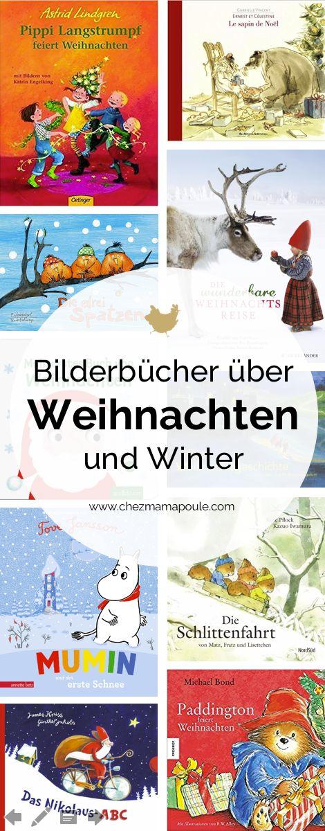 Ein Potpourri unserer Bilderbücher über Weihnachten: Von Fabeln bis zu Sachbüchern, für die ganz Kleinen und für Erwachsene.