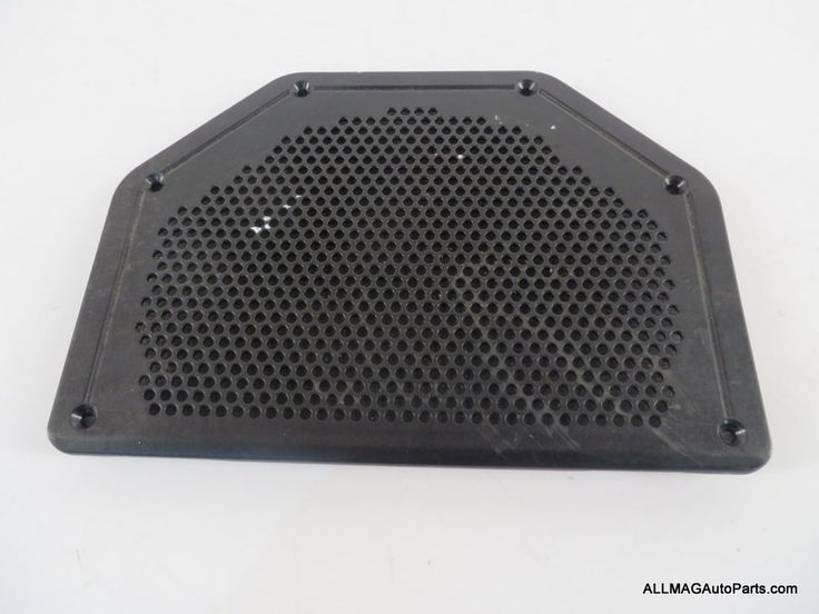 2006-2013 BMW 3 Series Left Front Subwoofer Trim Cover Logic 7 29 65136925337