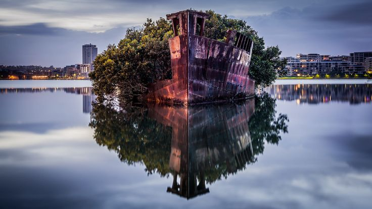 Reflections of the Past by Southy . on 500px