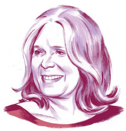 Gloria Steinem: By the Book - The New York Times