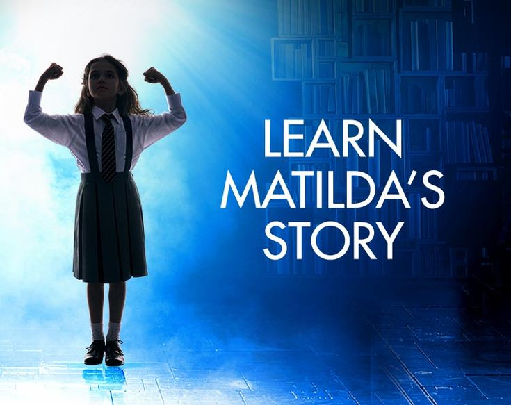 Matilda The Musical| Matilda Tony Award Winning Musical| Matilda Broadway / Matilda The Musical | Broadway Show | Matilda in New York
