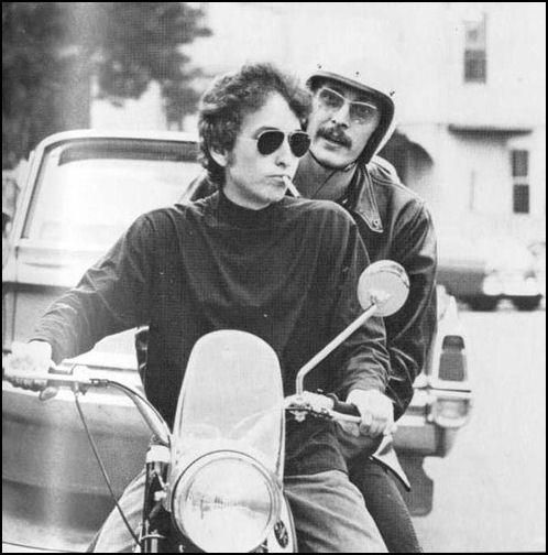 Bob Dylan & Robbie Robertson