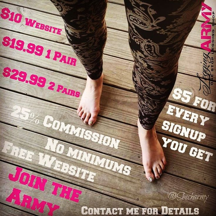 Come Join Legging Army ⭐️ 3 Kits available :) Interested? Send me a message and I can get you more details!