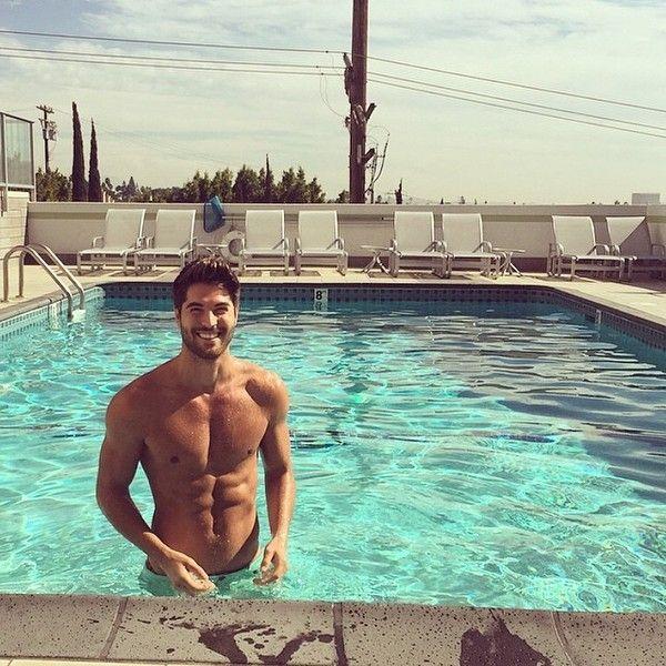 "Nick Bateman on Instagram: ""Off to Vegas ?"" ❤ liked on Polyvore featuring nick bateman"