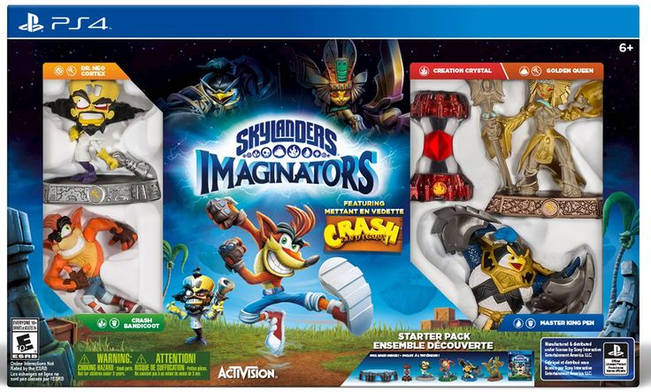 Neo Cortex seems to be joining Crash Bandicoot in the next Skylanders: Looks like another retail goof, fellas! GameStop accidentally put up…