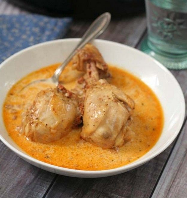 """Diaporama """"20 recettes de poulet à se damner !"""" - Poulet au chorizo"""