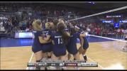 Women's Volleyball Takes Down San Diego | The Official Site of BYU Athletics