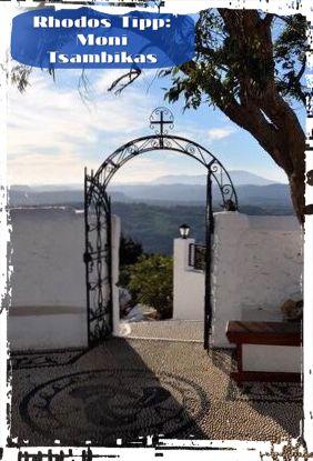 Das kleine Kloster kann man nur über 250 Treppenstufen erreichen und nicht nur das Kloster sondern auch die Aussicht ist unbeschreiblich schön. Näheres findet ihr auf unserer Homepage.