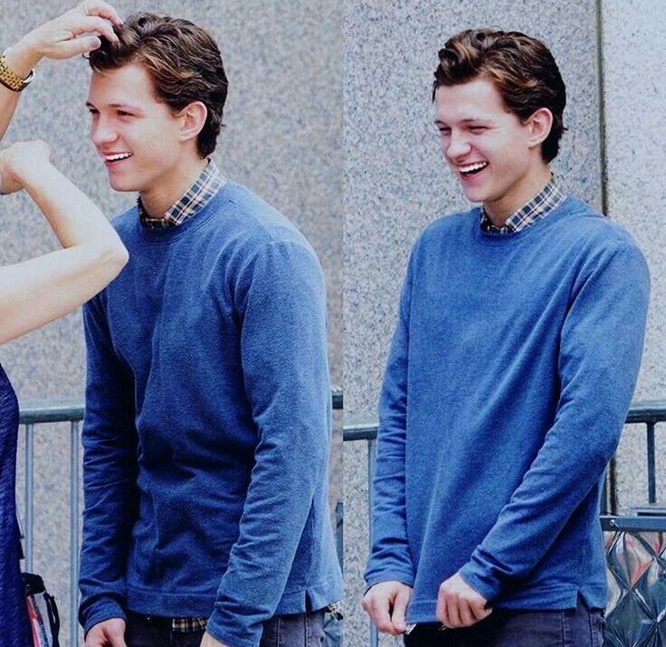 I wish I was the woman | Tom Holland | Tom holland, Tom