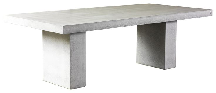 Ground table från Muubs hos ConfidentLiving.se #betong #bord #matbord