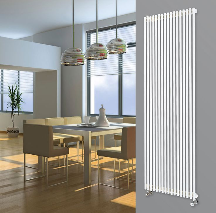 The Myson Opus vertical modern radiator (previously called Interlude) provides stylish living comfort whilst blending unobtrusively into its surroundings. Available in horizontal and vertical options. 10 year warranty. Prices from £335.46!